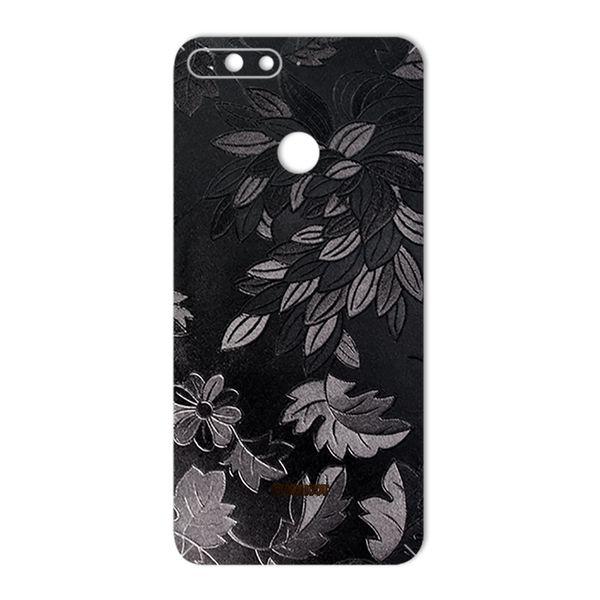برچسب پوششی ماهوت مدل Wild-flower Texture مناسب برای گوشی  Huawei Honor 7A