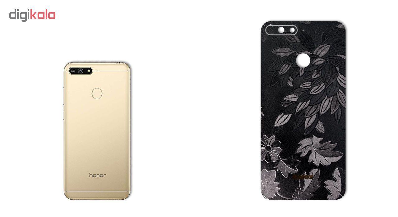 برچسب پوششی ماهوت مدل Wild-flower Texture مناسب برای گوشی  Huawei Honor 7A main 1 1