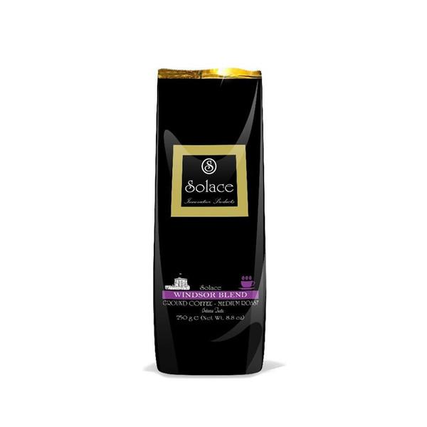 قهوه سولیس مدل WINDSOR GROUND COFFEE MEDIUM ROAST مقدار 250 گرم