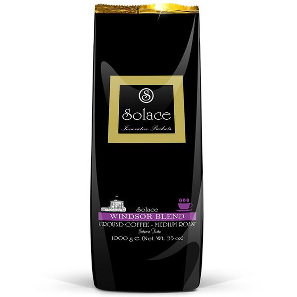قهوه سولیس مدل WINDSOR GROUND COFFEE MEDIUM ROAST مقدار 1000 گرم