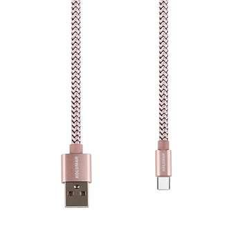 کابل تبدیل USB به usb-c کلومن مدل kd-19 طول 2 متر
