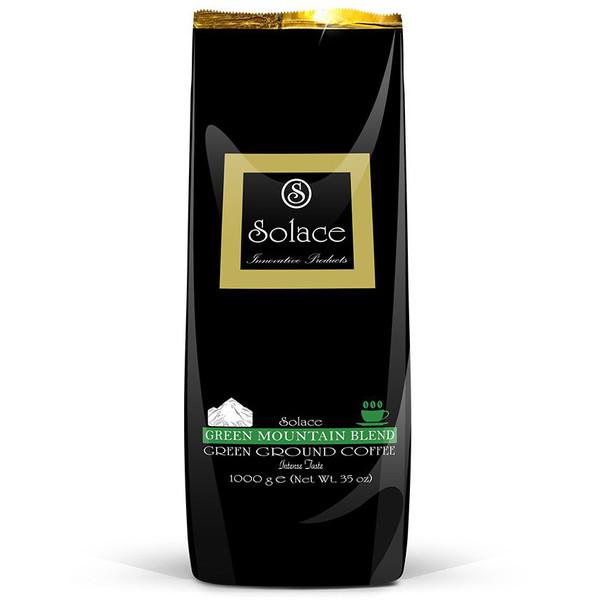 قهوه سولیس مدل GREEN MOUNTAIN مقدار 1000 گرم