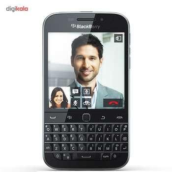 تصویر گوشی بلک بری (Classic (Q20 | ظرفیت 16 گیگابایت BlackBerry Classic (Q20) | 16GB