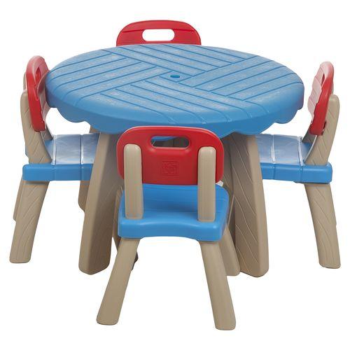 میز و صندلی گرون آپ مدل 3017