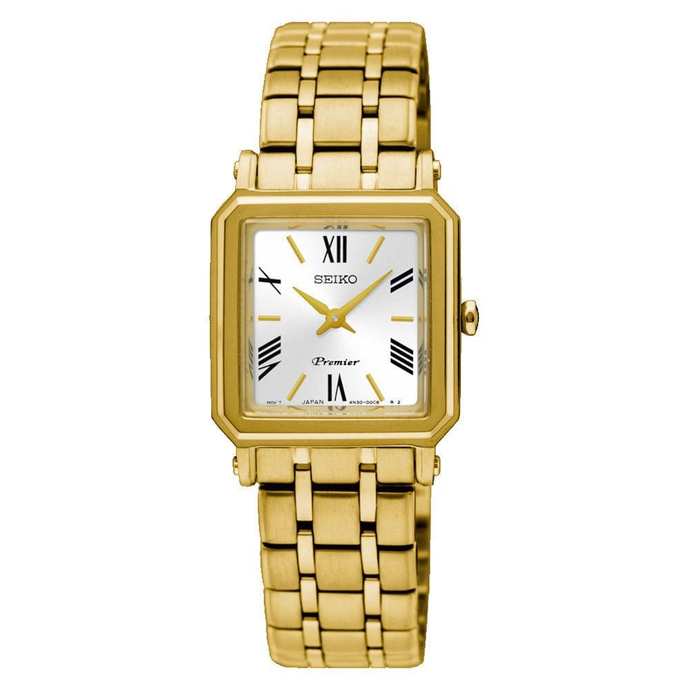 ساعت مچی عقربه ای زنانه سیکو مدل SWR030P1