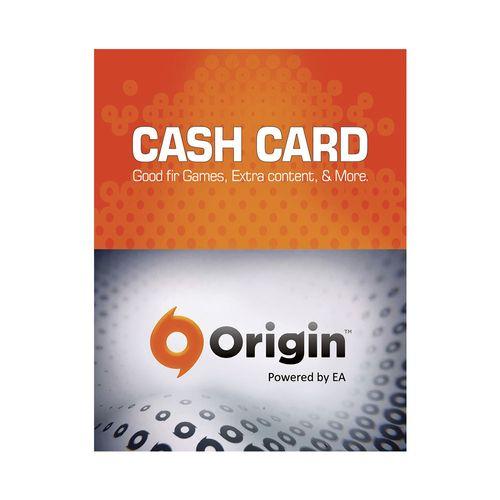 گیفت کارت 20 دلاری اوریجین