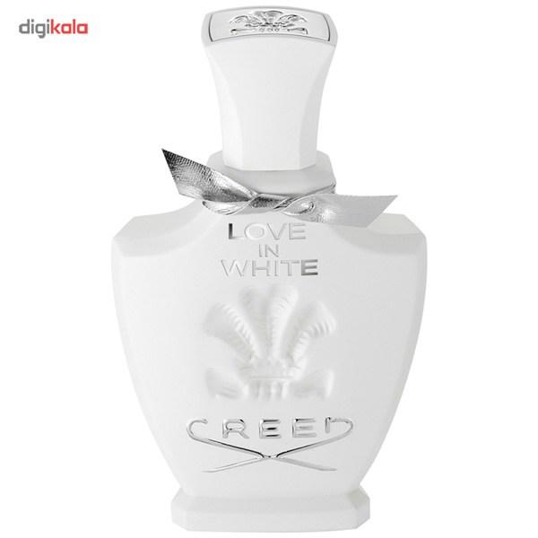 ادو پرفیوم زنانه کرید مدل Love In White حجم 75 میلی لیتر