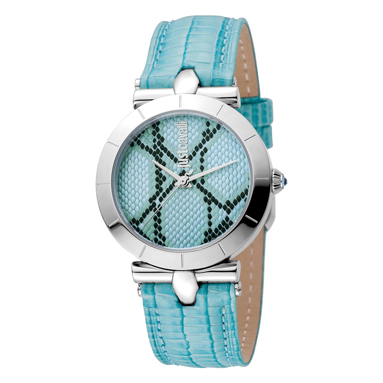 ساعت مچی عقربه ای زنانه جاست کاوالی مدل JC1L005L0015 19