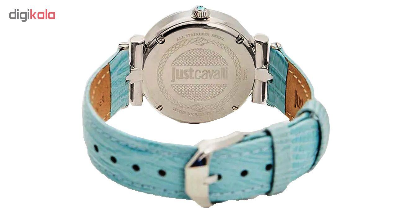 ساعت مچی عقربه ای زنانه جاست کاوالی مدل JC1L005L0015