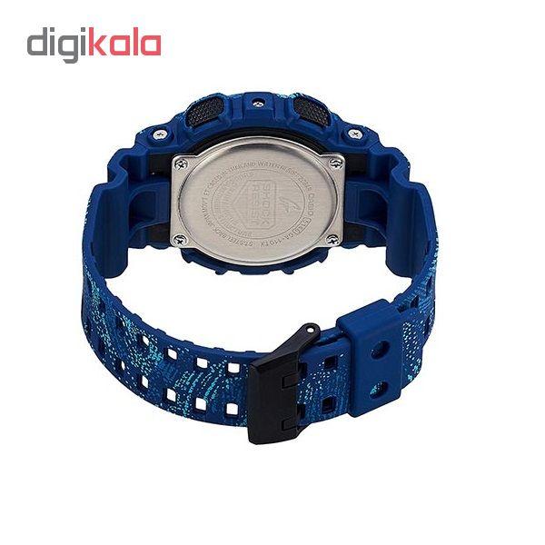 خرید ساعت مچی عقربه ای مردانه کاسیو مدل جی شاک GA-110TX-2ADR