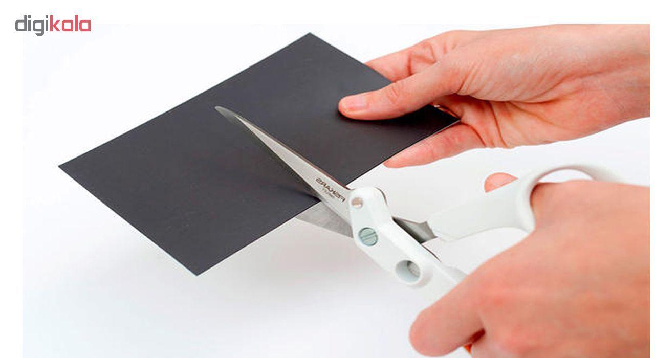 آهنربا ورقه ای لاستیکی مدل Rubber ابعاد 40x30 سانتیمتری main 1 1