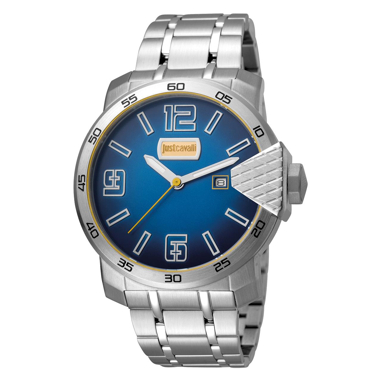 ساعت مچی عقربه ای مردانه جاست کاوالی مدل JC1G015M0085