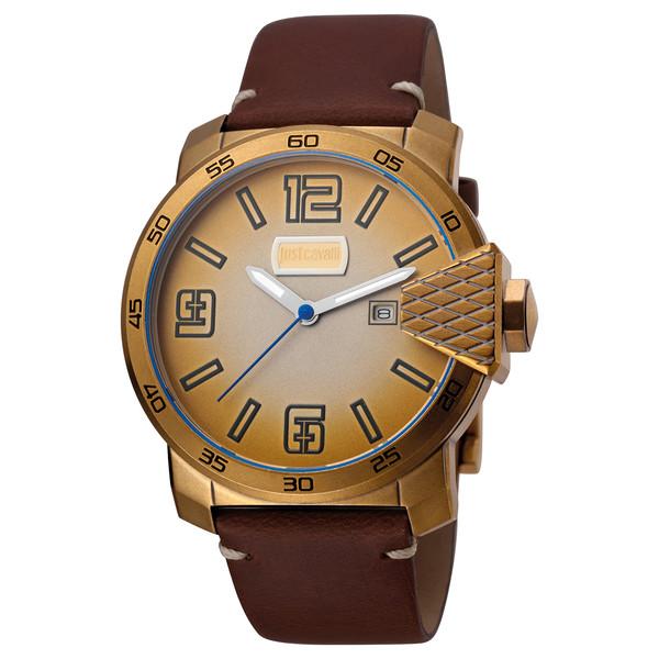 ساعت مچی عقربه ای مردانه جاست کاوالی مدل JC1G015L0055