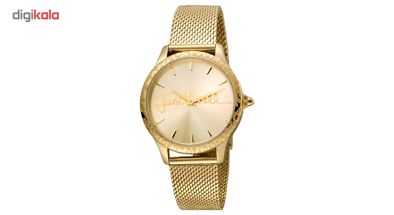 ساعت مچی عقربه ای زنانه جاست کاوالی مدل JC1L023M0095              ارزان