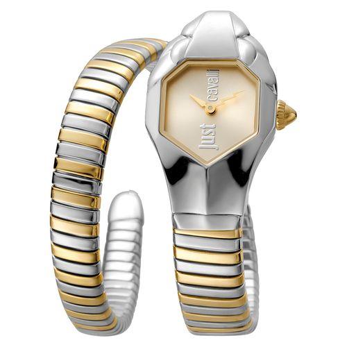 ساعت مچی عقربه ای زنانه جاست کاوالی مدل JC1L001M0035