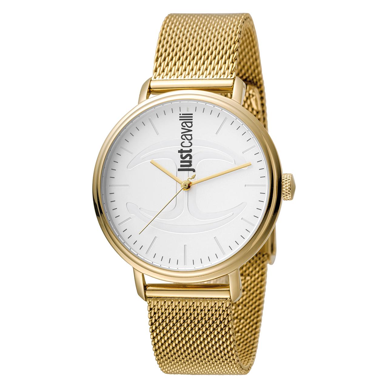 کد تخفیف                                      ساعت مچی عقربه ای مردانه جاست کاوالی مدل JC1G012M0075