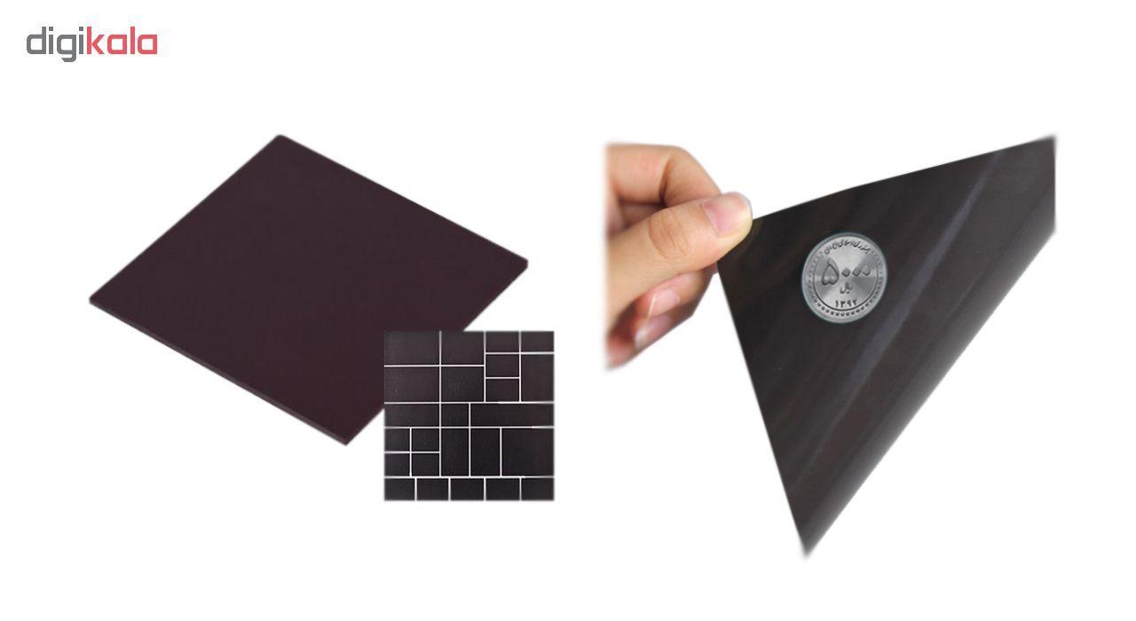 آهنربا ورقه ای لاستیکی مدل Rubber ابعاد 40x30 سانتیمتری main 1 8