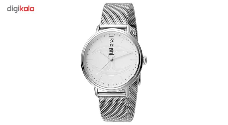 ساعت مچی عقربه ای مردانه جاست کاوالی مدل JC1G012M0055