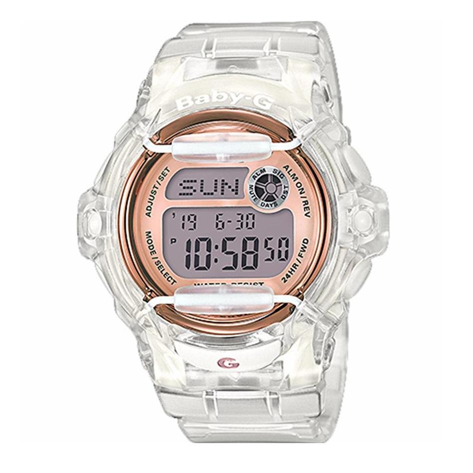 ساعت مچی دیجیتالی زنانه کاسیو BG-169G-7BDR 29