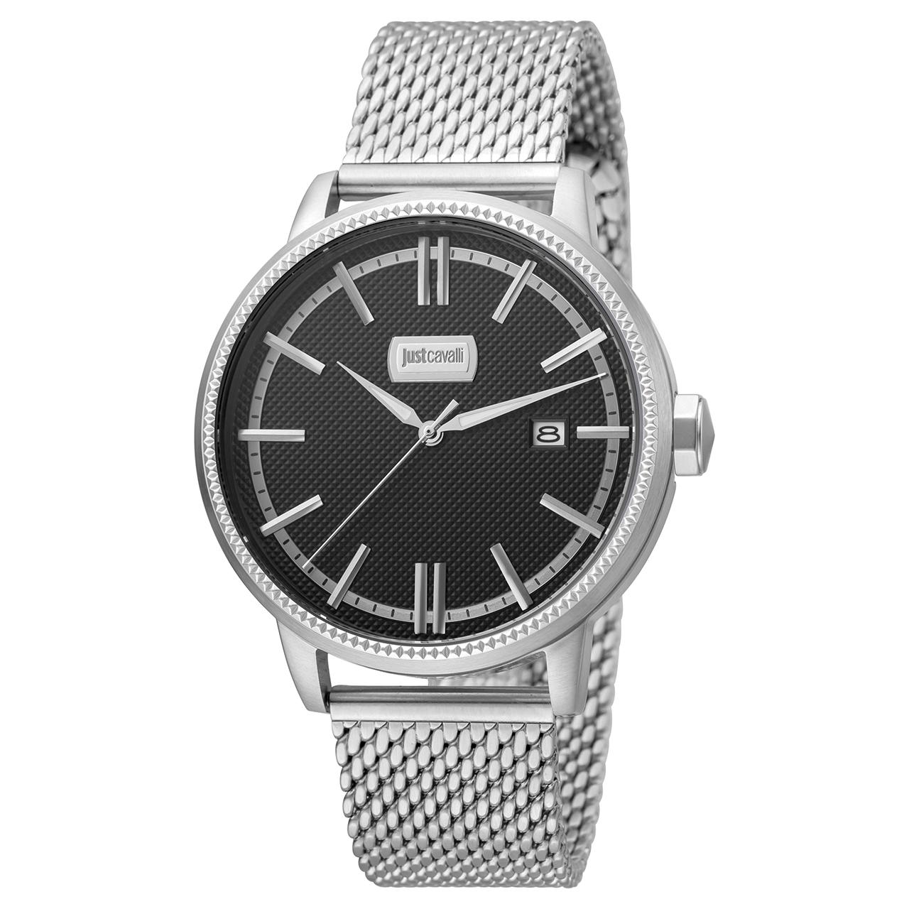 ساعت مچی عقربه ای مردانه جاست کاوالی مدل JC1G018M0045