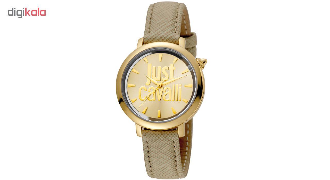 ساعت مچی عقربه ای زنانه جاست کاوالی مدل JC1L007L0025  Just Cavalli JC1L007L0025 Watch For Women