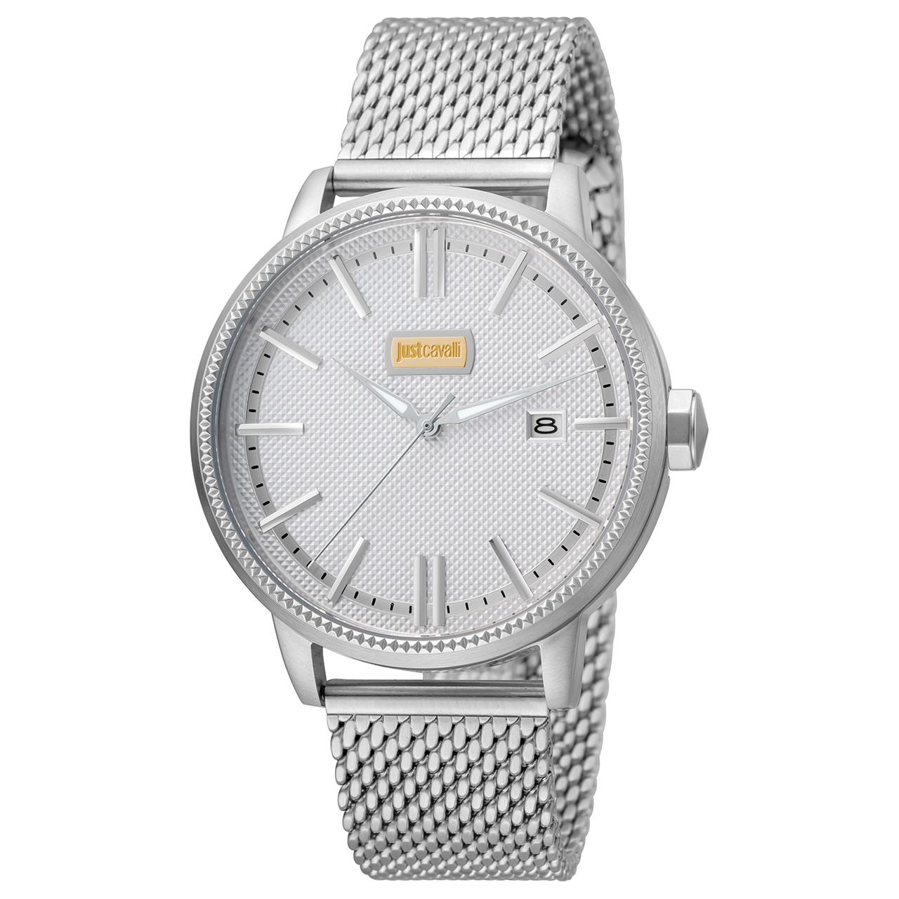 ساعت مچی عقربه ای مردانه جاست کاوالی مدل JC1G018M0055 8