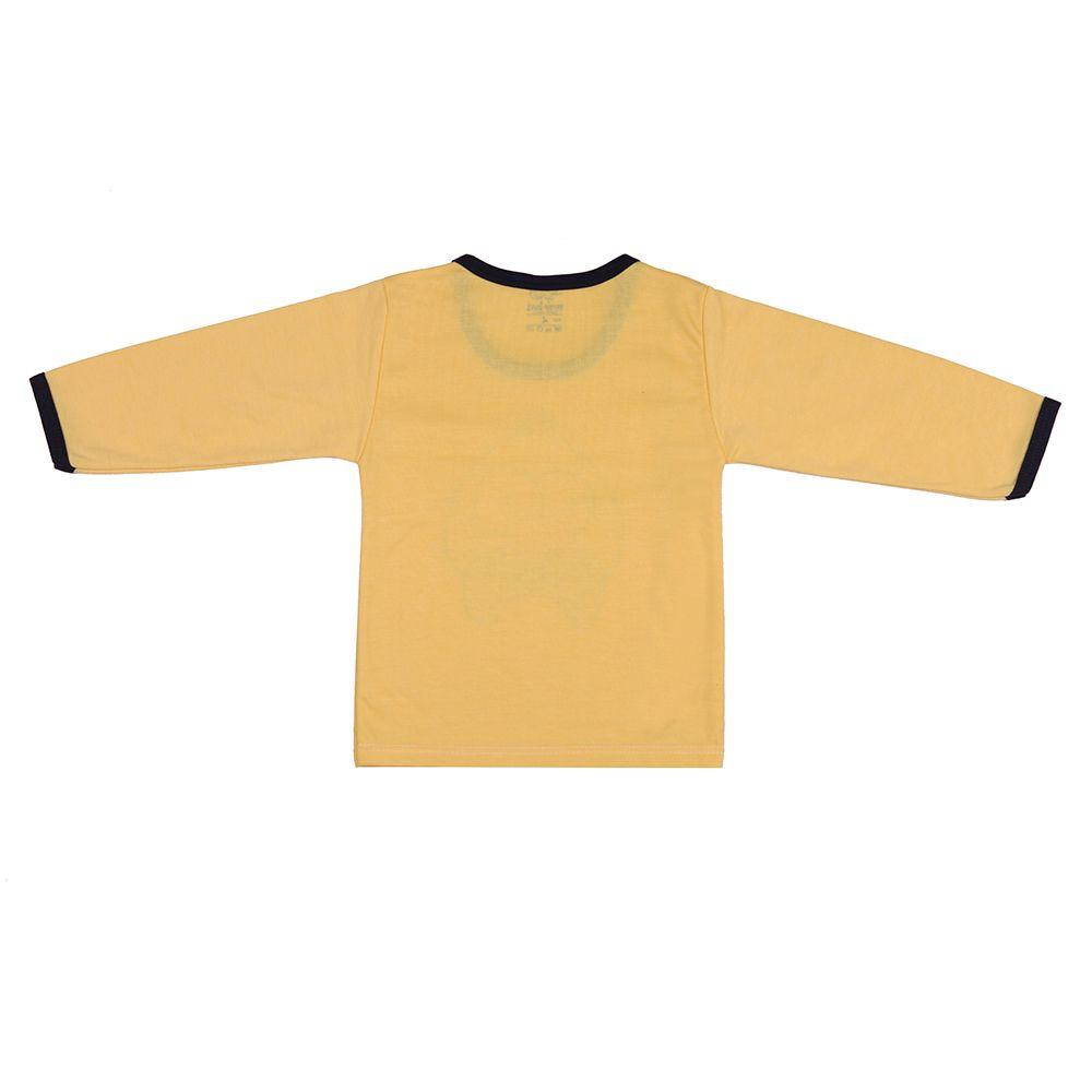ست تی شرت و شلوار نوزادی  کد 501 -  - 7
