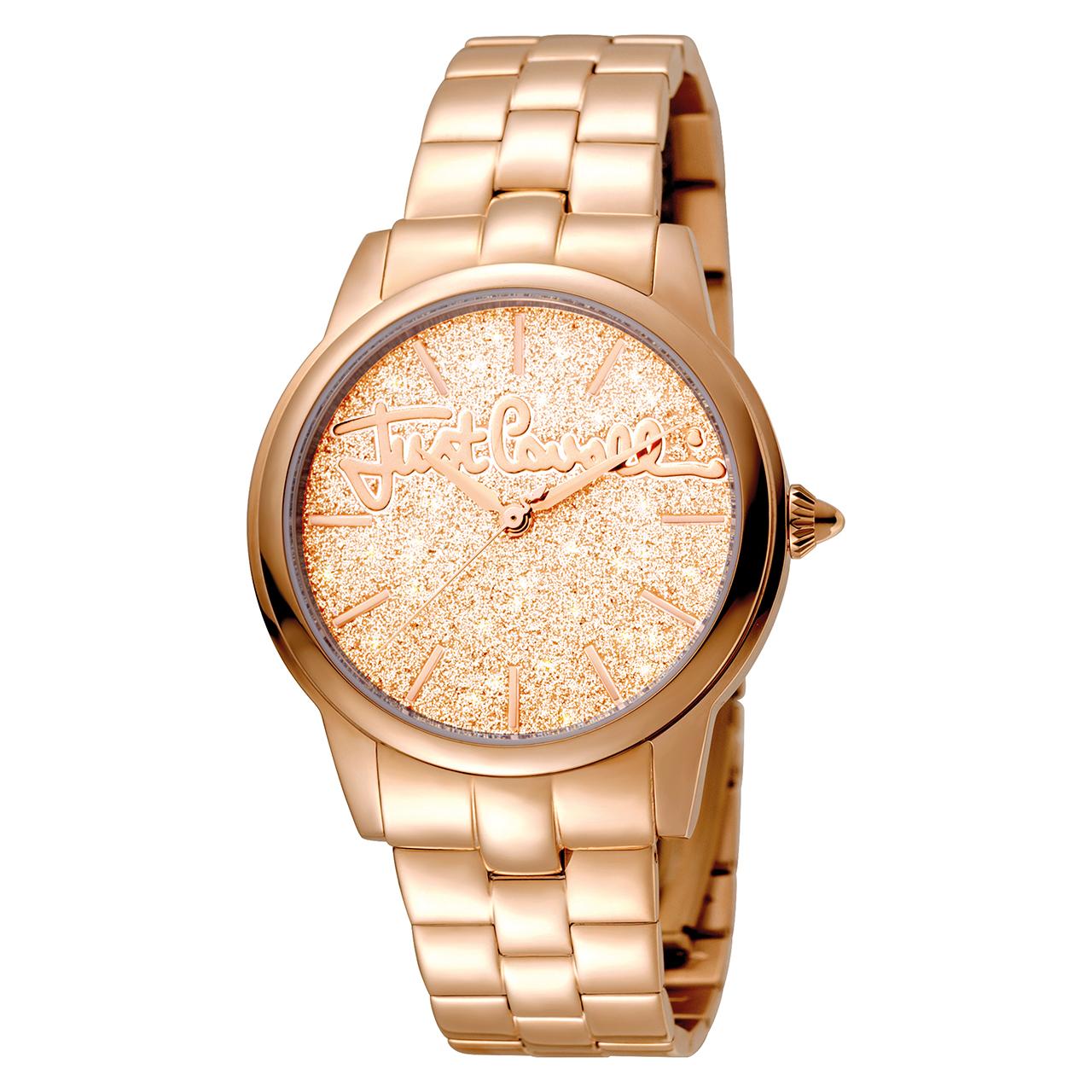 ساعت مچی عقربه ای زنانه جاست کاوالی مدل JC1L006M0115 39
