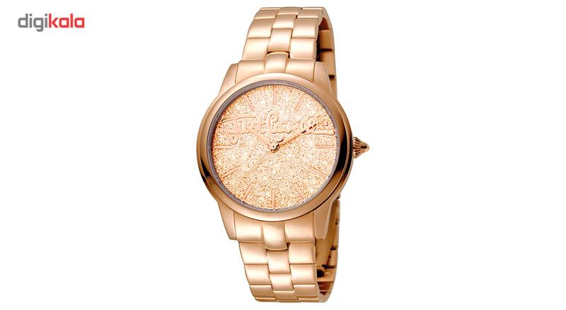 ساعت مچی عقربه ای زنانه جاست کاوالی مدل JC1L006M0115