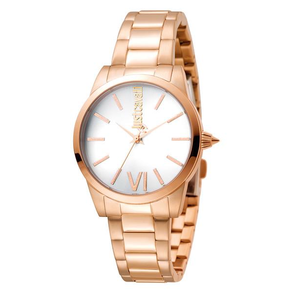 ساعت مچی عقربه ای زنانه جاست کاوالی مدل JC1L010M0125