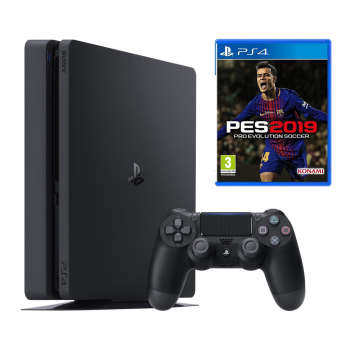 کنسول بازی سونی مدل Playstation 4 Slim کد Region 2 CUH-2116A - ظرفیت 500 گیگابایت | Sony Playstation 4 Slim Region 2 CUH-2116A 500GB Game Console
