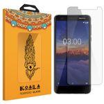 محافظ صفحه نمایش شیشه ای کوالا مدل 616 مناسب برای گوشی موبایل نوکیا 3.1 thumb