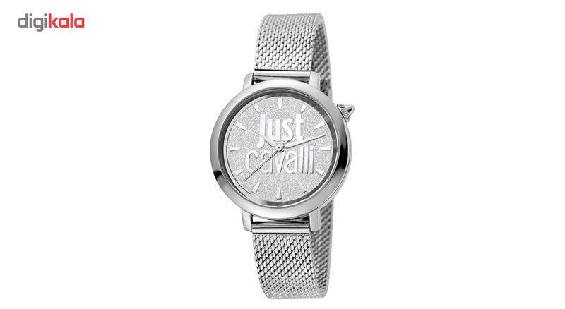 ساعت مچی عقربه ای زنانه جاست کاوالی مدل JC1L007M0045