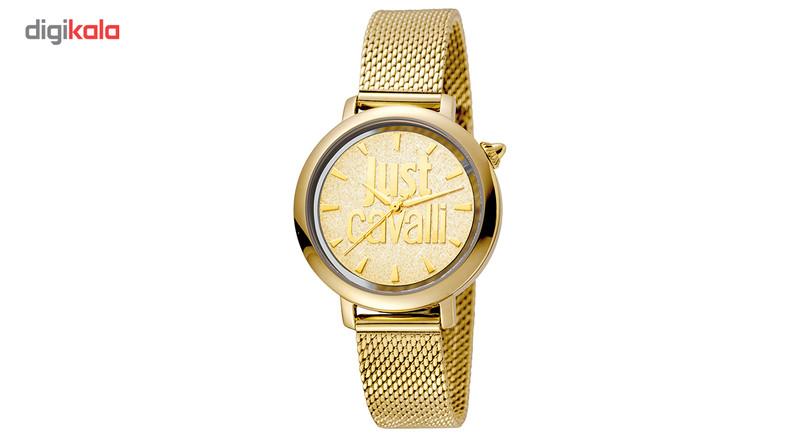 ساعت مچی عقربه ای زنانه جاست کاوالی مدل JC1L007M0065