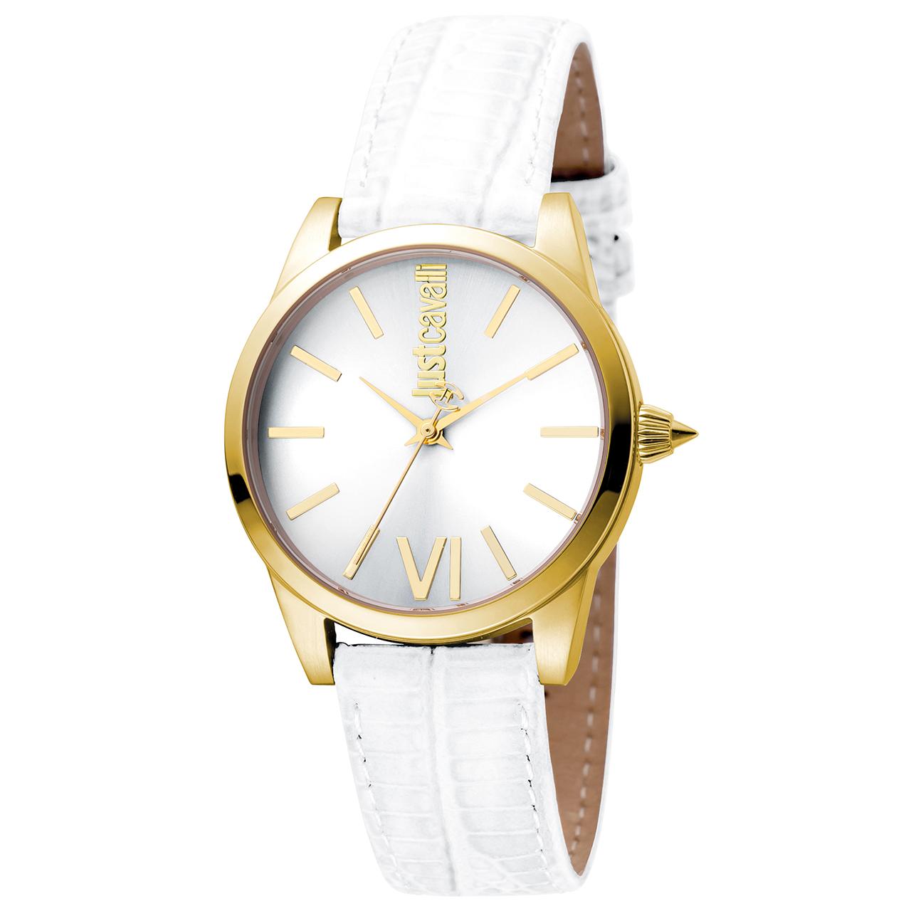 ساعت مچی عقربه ای زنانه جاست کاوالی مدل JC1L010L0055 44