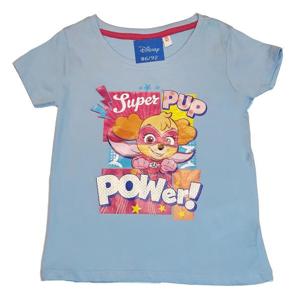 تی شرت آستین کوتاه دخترانه دیزنی مدل۰۱