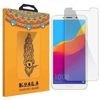 محافظ صفحه نمایش شیشه ای کوالا مدل 616  مناسب برای گوشی موبایل هوآوی Honor 7s