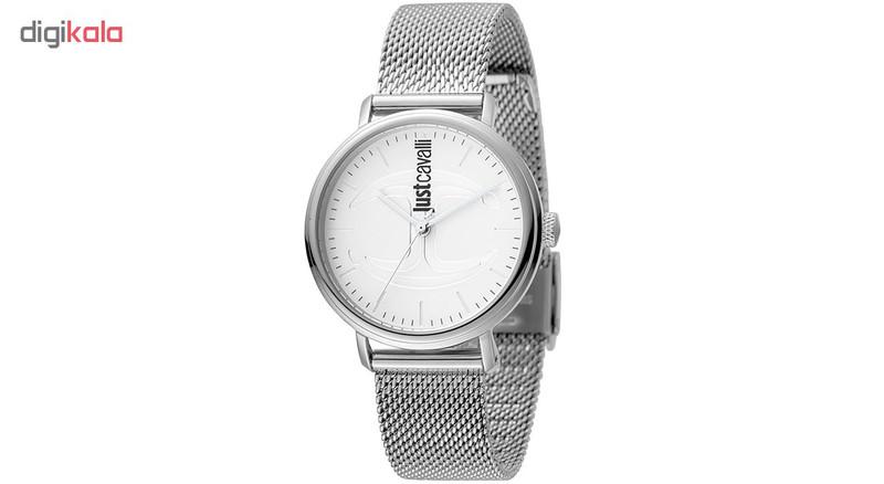 ساعت مچی عقربه ای زنانه جاست کاوالی مدل JC1L012M0055