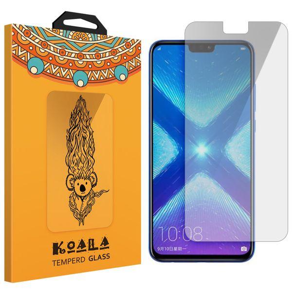محافظ صفحه نمایش شیشه ای کوالا مدل 616 مناسب برای گوشی موبایل هوآوی Honor 8X