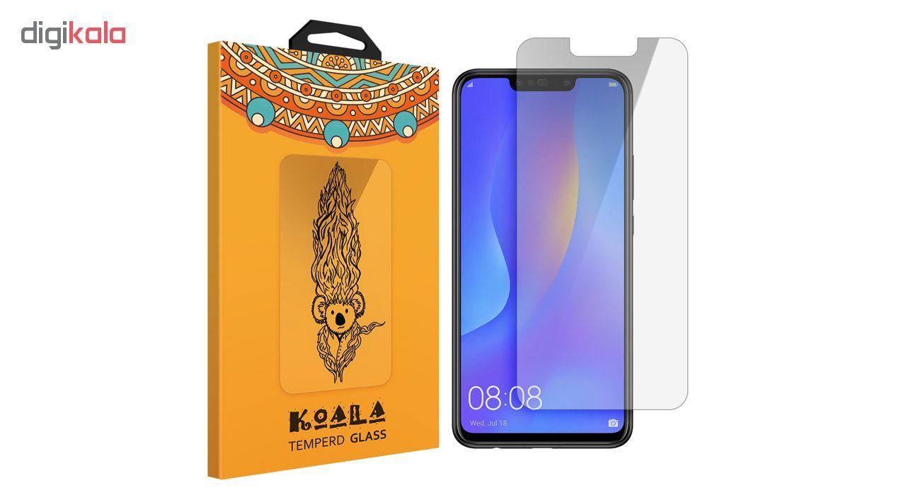 محافظ صفحه نمایش شیشه ای کوالا مدل 616 مناسب برای گوشی موبایل هوآوی Nova 3i main 1 1