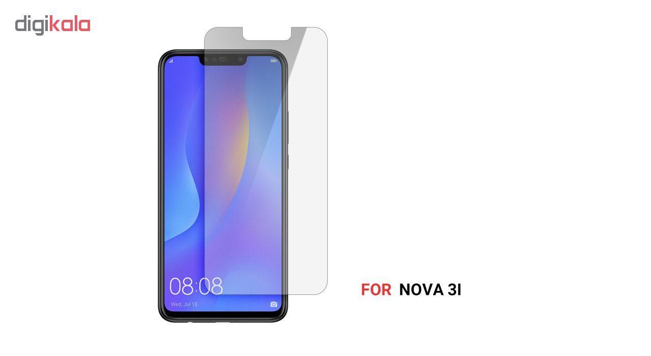 محافظ صفحه نمایش شیشه ای کوالا مدل 616 مناسب برای گوشی موبایل هوآوی Nova 3i main 1 2