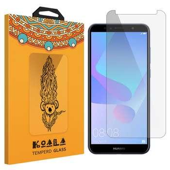 محافظ صفحه نمایش شیشه ای کوالا مدل 616 مناسب برای گوشی موبایل هوآوی Y6 Prime 2018