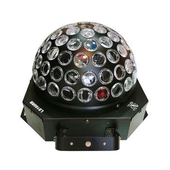 رقص نور نیم کره بزرگ نایت استار مدل LS160RB |