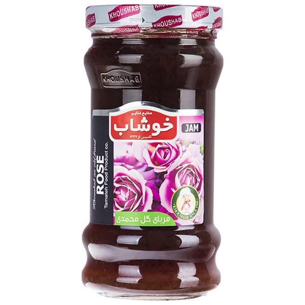 مربای گل محمدی خوشاب - 720 گرم