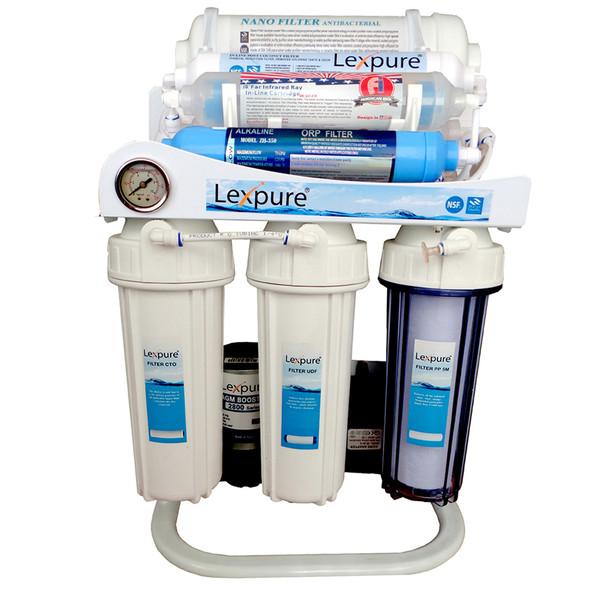 دستگاه تصفیه آب خانگی لکس پیور مدل XN-1900