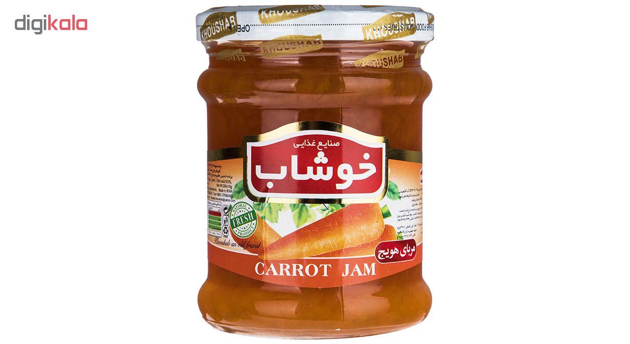 مربای هویج خوشاب - 290 گرم