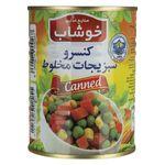 کنسرو سبزیجات مخلوط خوشاب - 350 گرم thumb