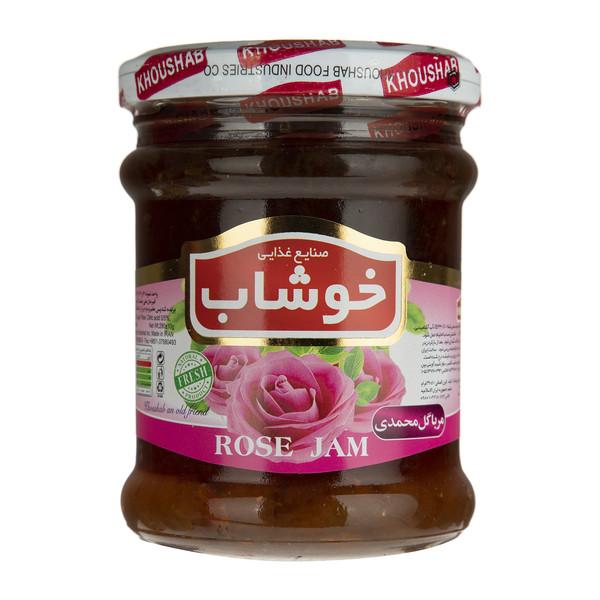 مربای گل محمدی خوشاب - 290 گرم