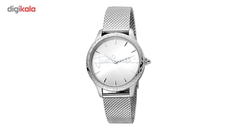 ساعت مچی عقربه ای زنانه جاست کاوالی مدل JC1L023M0065