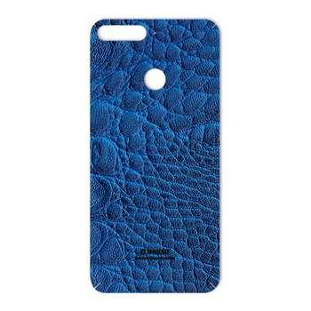 برچسب پوششی ماهوت مدل Crocodile Leather مناسب برای گوشی  Huawei Honor 7A